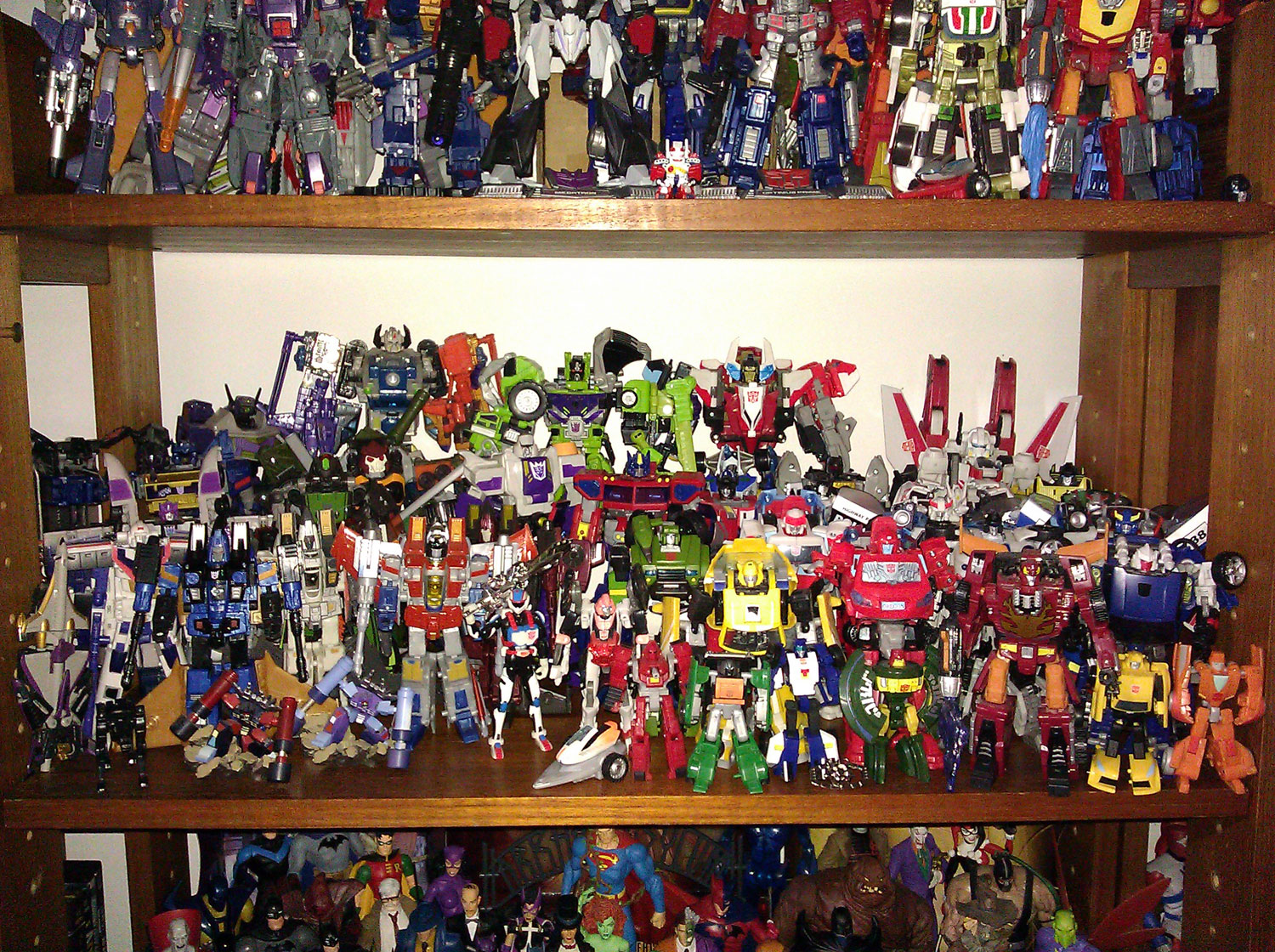 Henry's Action Figure Collection Photo 03 from 2010