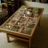 Ikea Pilbo Coffee Table Display - Side View