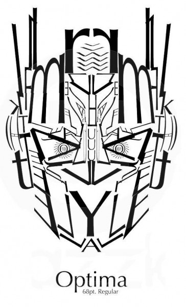 T-shirt - Optima Optimus Prime