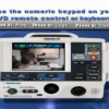 Medtronic Physio Control VCD Menu on LIFEPAK 20