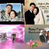 Various Wedding Slideshows