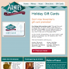 Arnies Restaurant HTML Newsletter