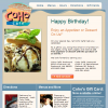 Coho Cafe HTML Newsletter