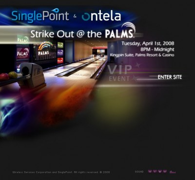 SinglePoint CTIA Conference Website - Las Vegas, NV