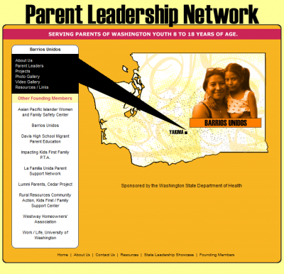 University of Washington<br />Teen Futures Media Network: Parent Leadership Network