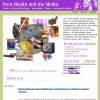 University of Washington<br />Teen Futures Media Network:  Teen Health and the Media